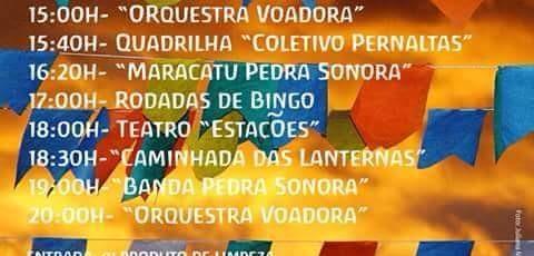 XX FESTA JUNINA DA ASSOCIAÇÃO BENEFICENTE ARCANJO GABRIEL – PENEDO