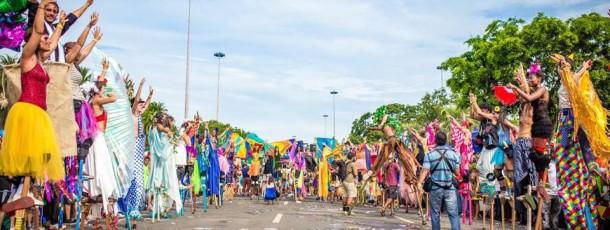 Desfile de Carnaval 2017 – Aterro do Flamengo – RJ – 16h00